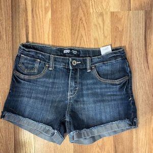 levi kids shorts